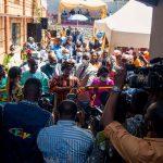Inauguration du Centre Multimédia Inclusif du CJARC