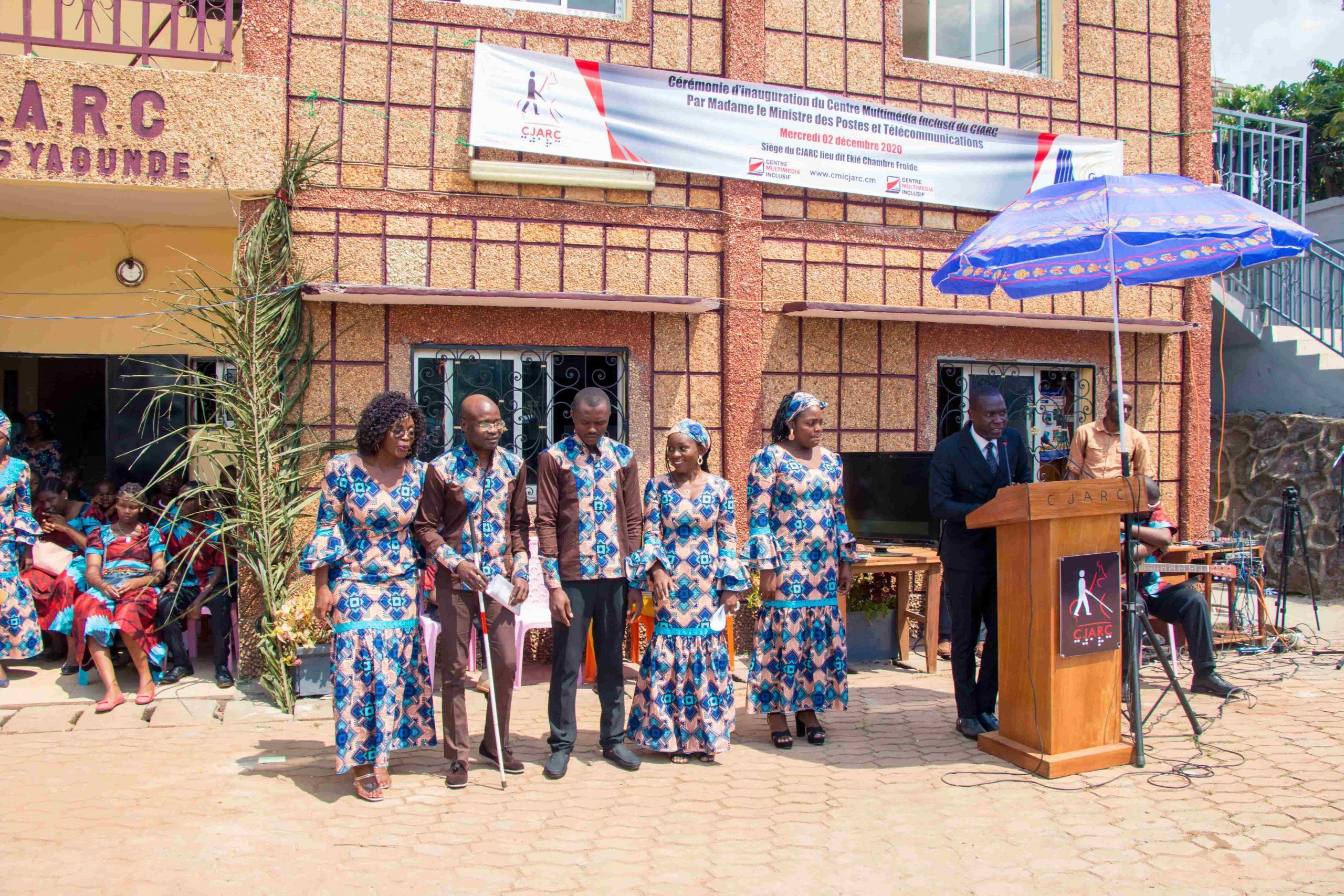 Inauguration du CMI (présentation de l'équipe)